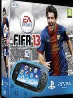 PlayStation Vita + Fifa 13 + 4GB Memory Card (PSVITA)