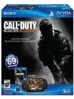 PlayStation Vita + Call of Duty: Black Ops Declassified Voucher + karta 4GB (PSVITA)