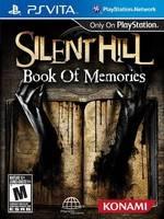 Silent Hill: Book of Memories (PSVITA)