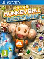Super Monkey Ball: Banana Splitz (PSVITA)