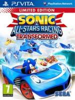 Sonic All Stars Racing Transformed (PSVITA)