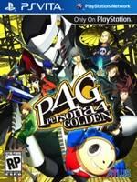 Persona 4: The Golden (PSVITA)