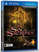 Koupit Soul Sacrifice (PSVITA)