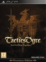 Tactics Ogre: Let Us Cling Together - Premium Edition (PSP)