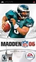 Madden NFL 06 (PSP)