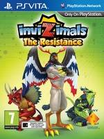 Invizimals: The Resistance (PSVITA)