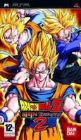 Dragon Ball Z: Shin Budokai 2 (PSP)
