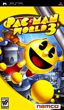 Pac-Man World 3 (PSP)
