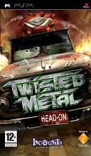 Twisted Metal: Head-On (PSP)