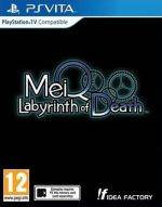 MeiQ: Labyrinth of Death (PSVITA)