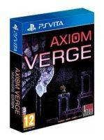 Axiom Verge - Multiverse Edition (PSVITA)