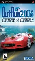 Outrun 2006: Coast 2 Coast (PSP)