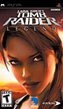 Tomb Raider: Legend (PSP)