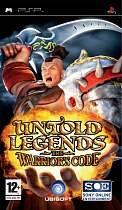 Untold Legends 2: The Warriors Code (PSP)