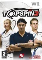 Top Spin 3 (WII)