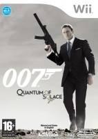 James Bond: Quantum of Solace (WII)