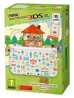 Konzole New Nintendo 3DS XL + Animal Crossing HHD + karetní set 3DS