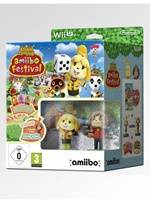 Animal Crossing - amiibo Festival + 2 amiibo figurky + 3 karty