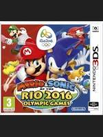 Mario Sonic at the Rio 2016 Olympic Games (3DS)