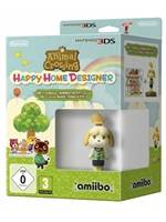 Animal Crossing: Happy Home Designer + Amiibo figurka Issabelle (3DS)