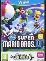 New Super Mario Bros U + New Super Luigi U (WIIU)