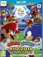 Mario Sonic at the Rio 2016 Olympic Games (WIIU)