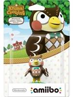 Figurka Amiibo - Animal Crossing Blathers