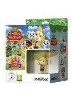 Animal Crossing: Festival + Amiibo Isabel + 3 karty (WIIU)