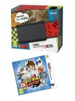 Konzole New Nintendo 3DS Black + Yo-Kai Watch + Hyrule Warriors: Legends (3DS)