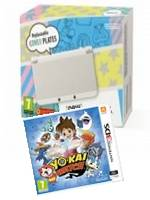 Konzole New Nintendo 3DS White + Yo-Kai Watch + Hyrule Warriors: Legends