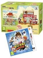 Konzole New Nintendo 3DS + Animal Crossing HHD + Yo-Kai Watch (3DS)