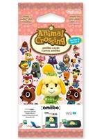 Animal Crossing: Happy Home Designer - Set karet Vol. 4