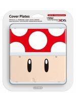 Kryt pro New Nintendo 3DS (Toad Red)