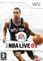 NBA Live 09 (WII)