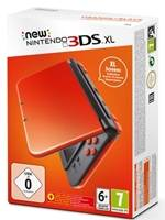 Konzole New Nintendo 3DS XL Orange + Black