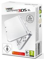 Konzole New Nintendo 3DS XL Pearl White