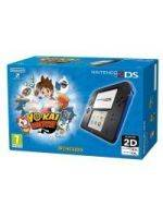 Konzole Nintendo 2DS Black & Blue + Yo-Kai Watch
