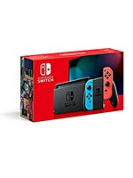 Konzole Nintendo Switch - Neon Red/Neon Blue (2019) (SWITCH)