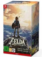 The Legend of Zelda: Breath of the Wild - Limited Edition (SWITCH)