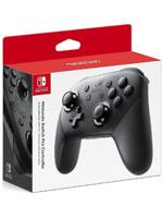 Ovladač Nintendo Switch Pro Controller