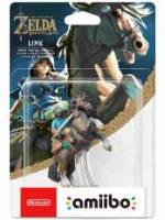 Figurka Amiibo - Zelda Link Rider