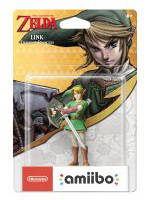 Figurka Amiibo Zelda - Link (Twilight Princess)