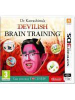 Dr. Kawashimas Devilish Brain Training (3DS)