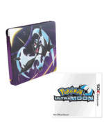 Pokémon Ultra Moon - Steelbook Edition