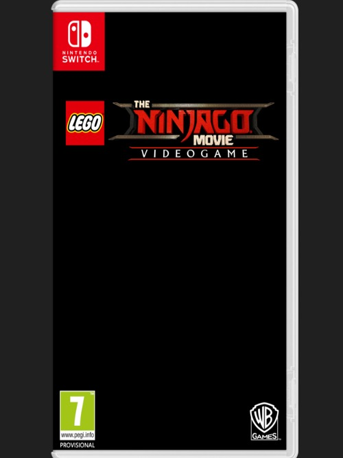 LEGO Ninjago Movie Video Game (SWITCH)