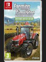 Farming Simulator 17 - Nintendo Switch Edition