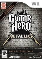 Guitar Hero: Metallica + kytara (WII)