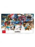 Figurka Amiibo Zelda - Champions Collection (4 figurky) (Wii)