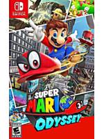 Super Mario Odyssey (SWITCH) BAZAR
