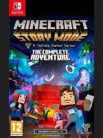Minecraft: Story Mode - The Complete Adventure BAZAR